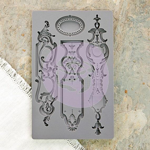 Iron Orchid Designs - Escutcheon I & II- Moulds