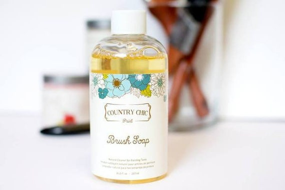 Brush Soap - Country Chic