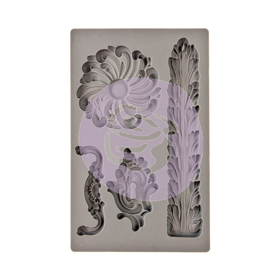 Iron Orchid Designs - Renaissance - Moulds