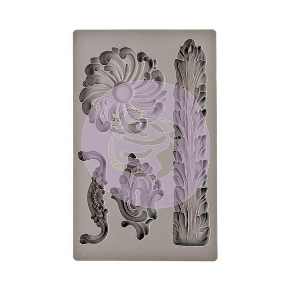 Iron Orchid Designs - Renaissance - Moulds