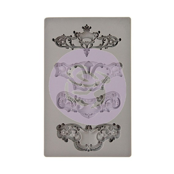 Iron Orchid Designs - Royale - Moulds