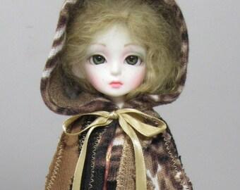 1/6 YoSD cloak in Animal print