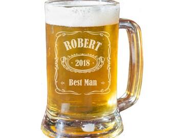 d39f65e38dd Groomsmen Beer Mug