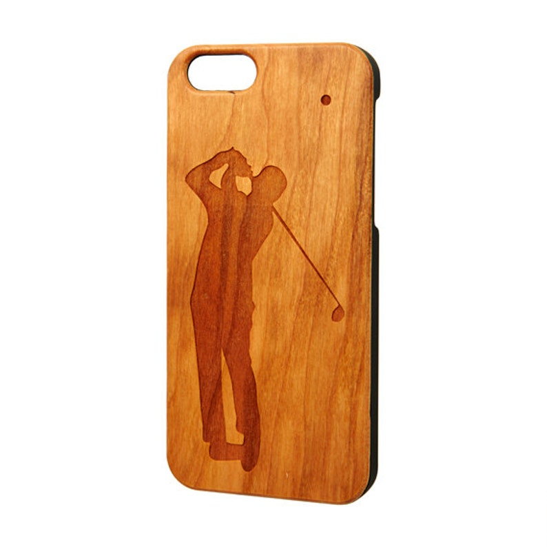 promo code 81149 6f30f Golf, iPhone 6s case, iPhone 6 case wood, iPhone 5s case, engraved iPhone 6  plus case, Gift for Dad, Fathers Day Gift, Husband Gift