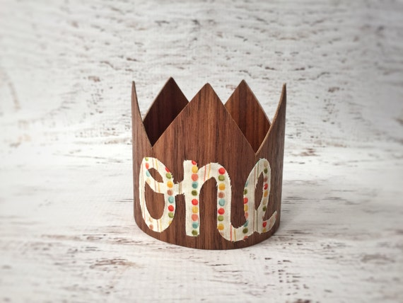 Cake Smash Outfit Boy First Birthday Crown 1st