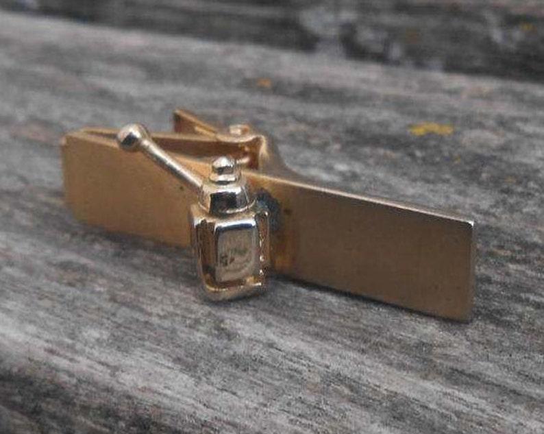 Gift for Men Groomsmen Groom Wedding Birthday Dad Vintage Gold Colored Cufflink Anniversary Father/'s Day