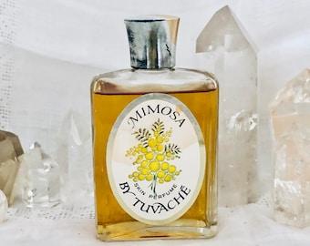 Tuvaché, Tuvache, Mimosa Skin Perfume, Decant from Flacon, Parfum Extrait, 1939, New York, NY, USA ..