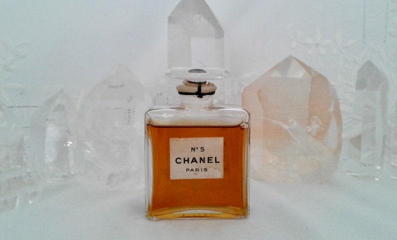 Chanel No 5 30 Ml Or 1 Oz Flacon Parfum Extrait 1923 Etsy