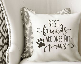 Best Friends are ones with Paws Cover