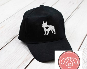 b284e3423 French bulldog hat | Etsy