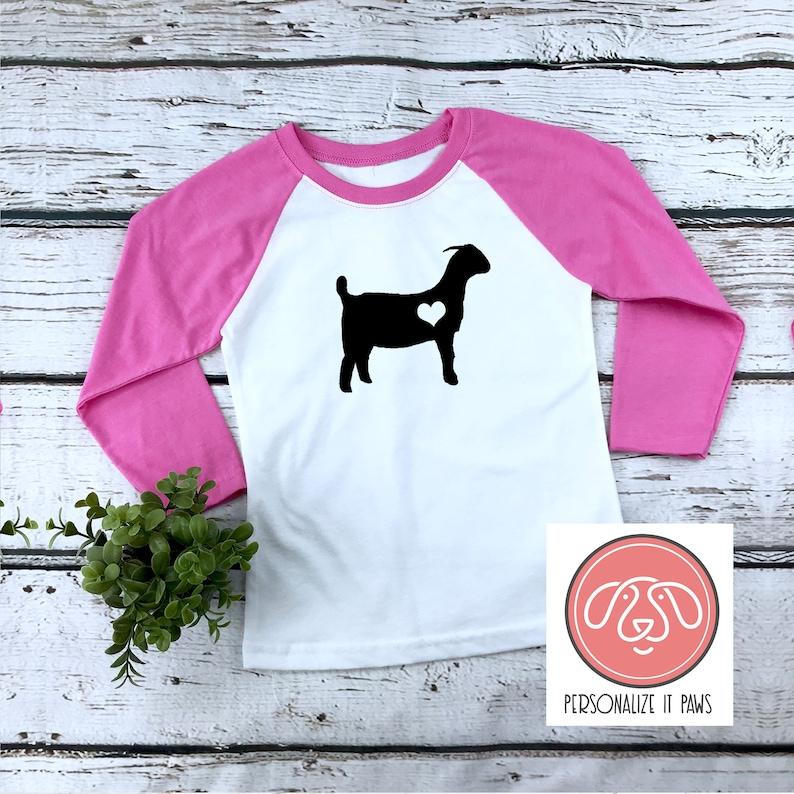 boer goat Youth Shirt