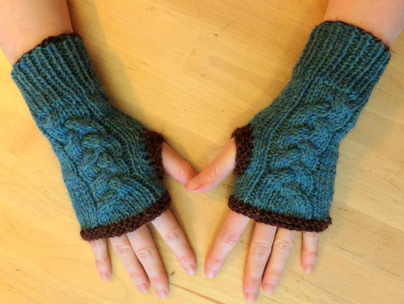 ANDEAN ALPACA AND SHEEP WOOL NEW HIGH QUALITY WARM j HAND KNITTED GLOVES