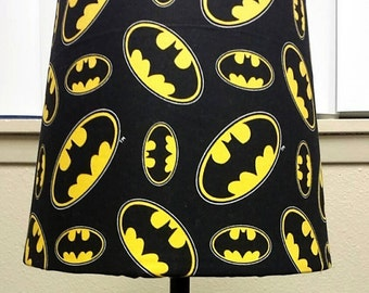 Batman Inspired: Lamp Shade