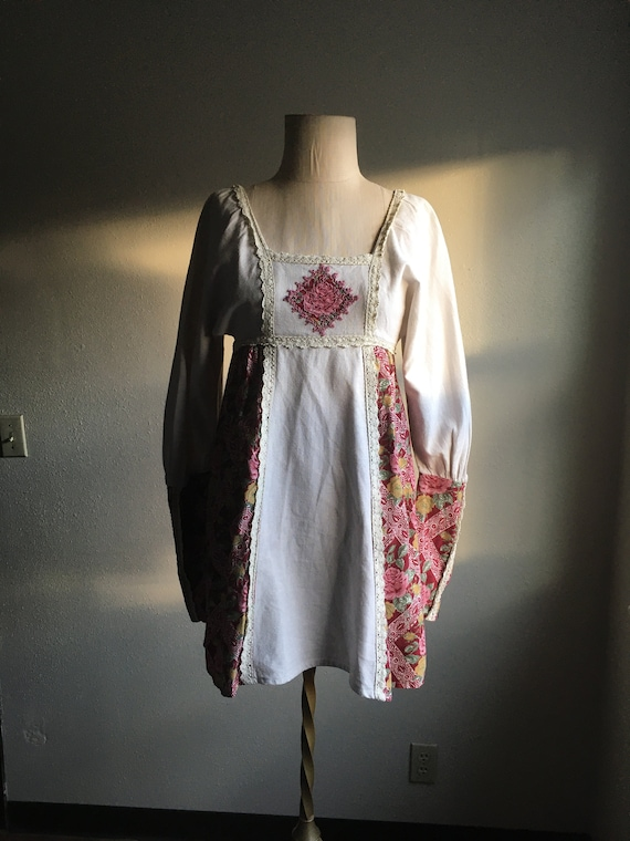 vintage 60s 1969 gunne sax by Jessica black label