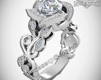 Belle Ring Etsy
