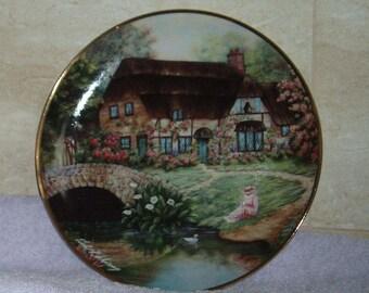 Franklin Mint - Cottage At Brookside