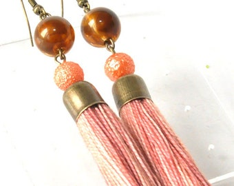 kama4you 3264 LONG BOHO EARRINGS