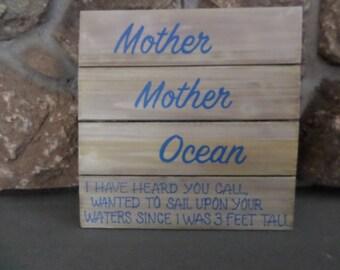 Jimmy Buffett Collection: Mother, Mother Ocean