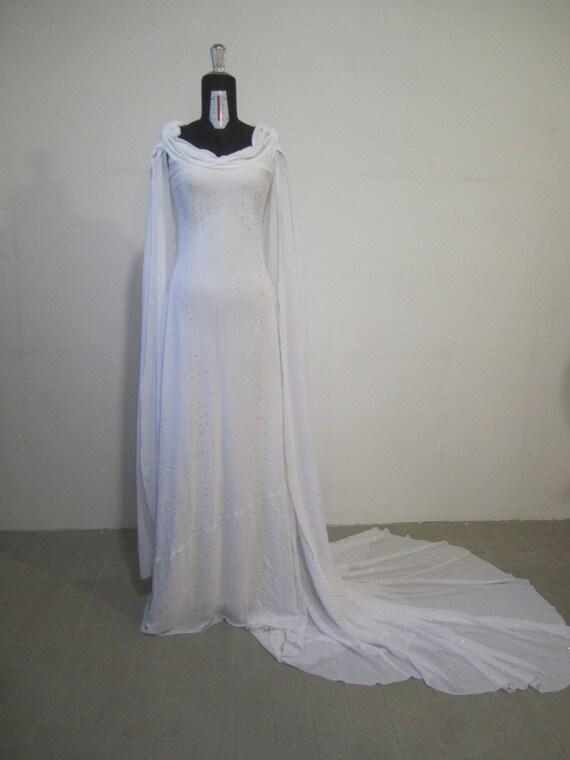Galadriel Kleid aus der Hobbit