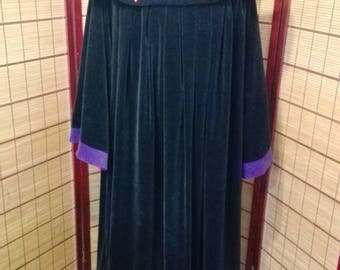 """Frollo Cosplay Costume from """"The Hunchback of Night Dame"""""""