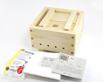 "Tofu Kit ""Large"" (3 misure disponibili), Handmade in Italy"