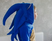 Sonic The Hedgehog Costume For Cosplay Halloween 2020