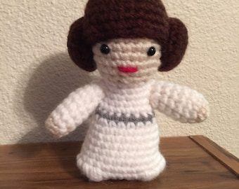 Princess Leia figure