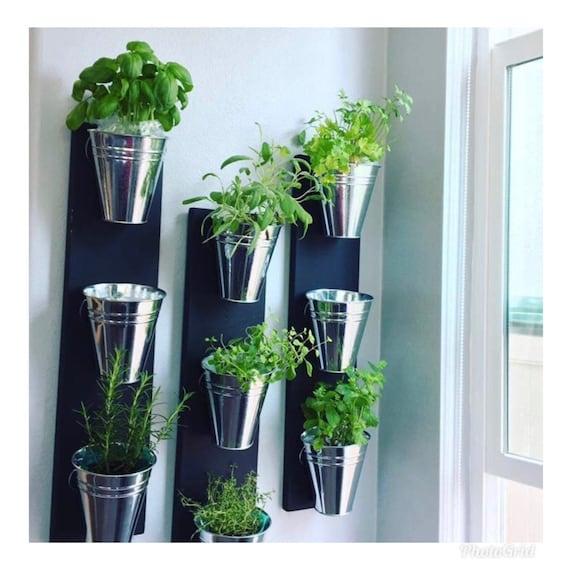 Jardiniere D Interieur Une Rangee 3 Pots