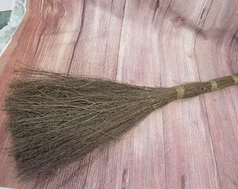 Natural Twig Broom - Undecorated (For You to Decorate) Wedding Jump Broom - Jumping Broom Ceremony *PLEASE READ AD for Details!