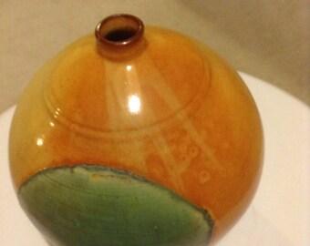 Handmade High Fire Porcelain Vase