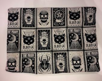The Black Cat catnip mat