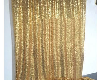 More Colors Sequin Curtain