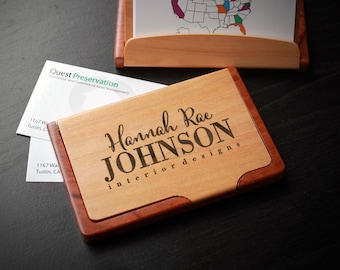 Business Card Cases Etsy