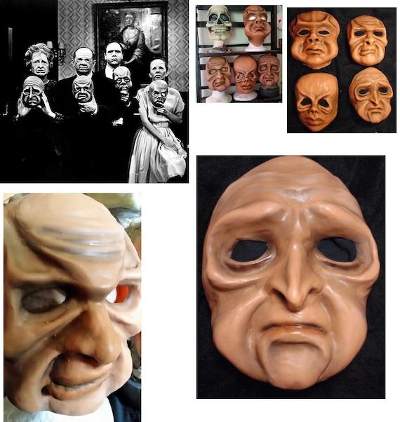 The Masks Twilight Zone