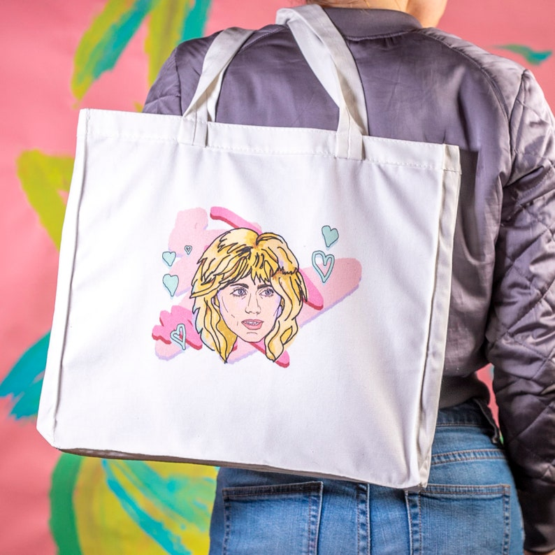 gift bohemian rhapsody music accessory novelty gift Roger Taylor Tote bag classic rock queen band LGBTQ apparel art
