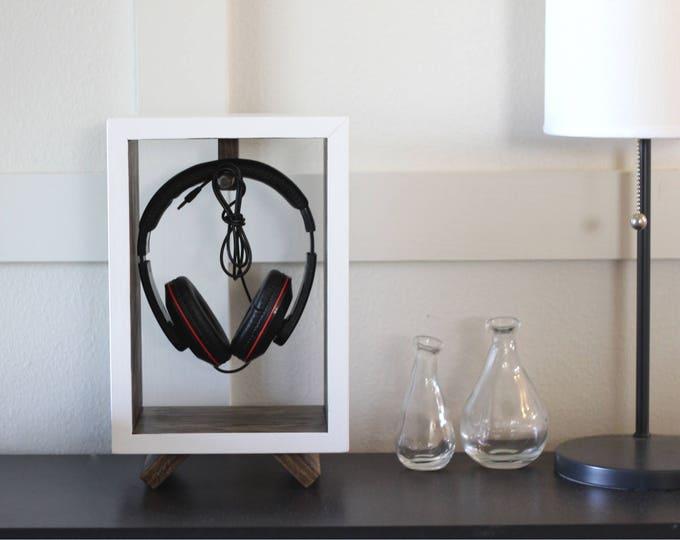 Headphone Stand Designs : Headphone stands woodbutcher designs