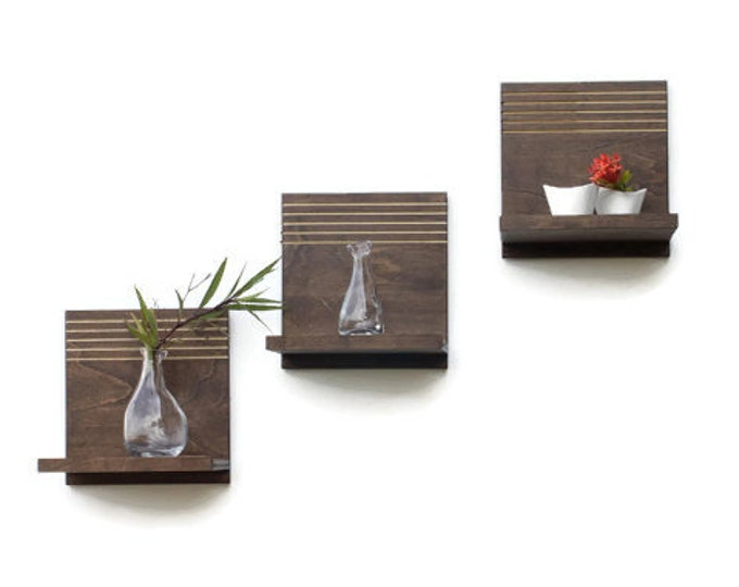 Floating Shelves (Set of 3)