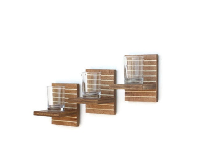 Small Floating Shelves (Set of 3)