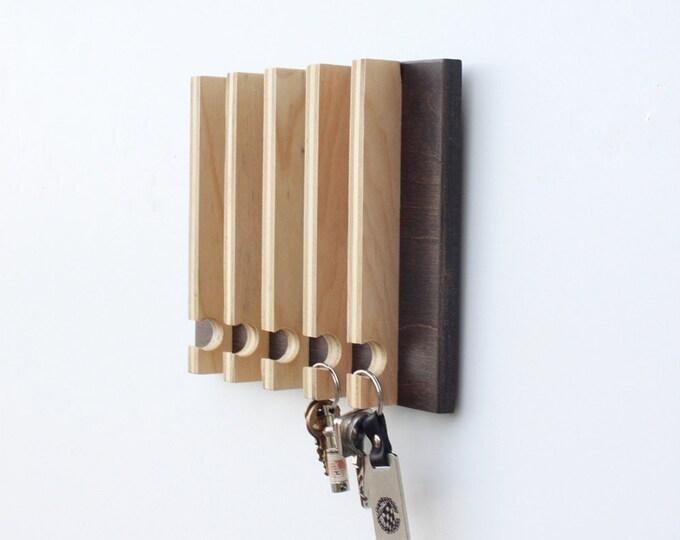 Modern Key Rack