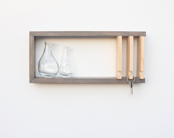 Entryway Key Rack