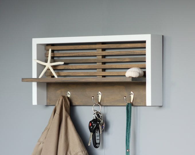 Beach House Coat Rack