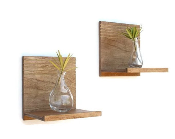 Floating Shelves (Pair)