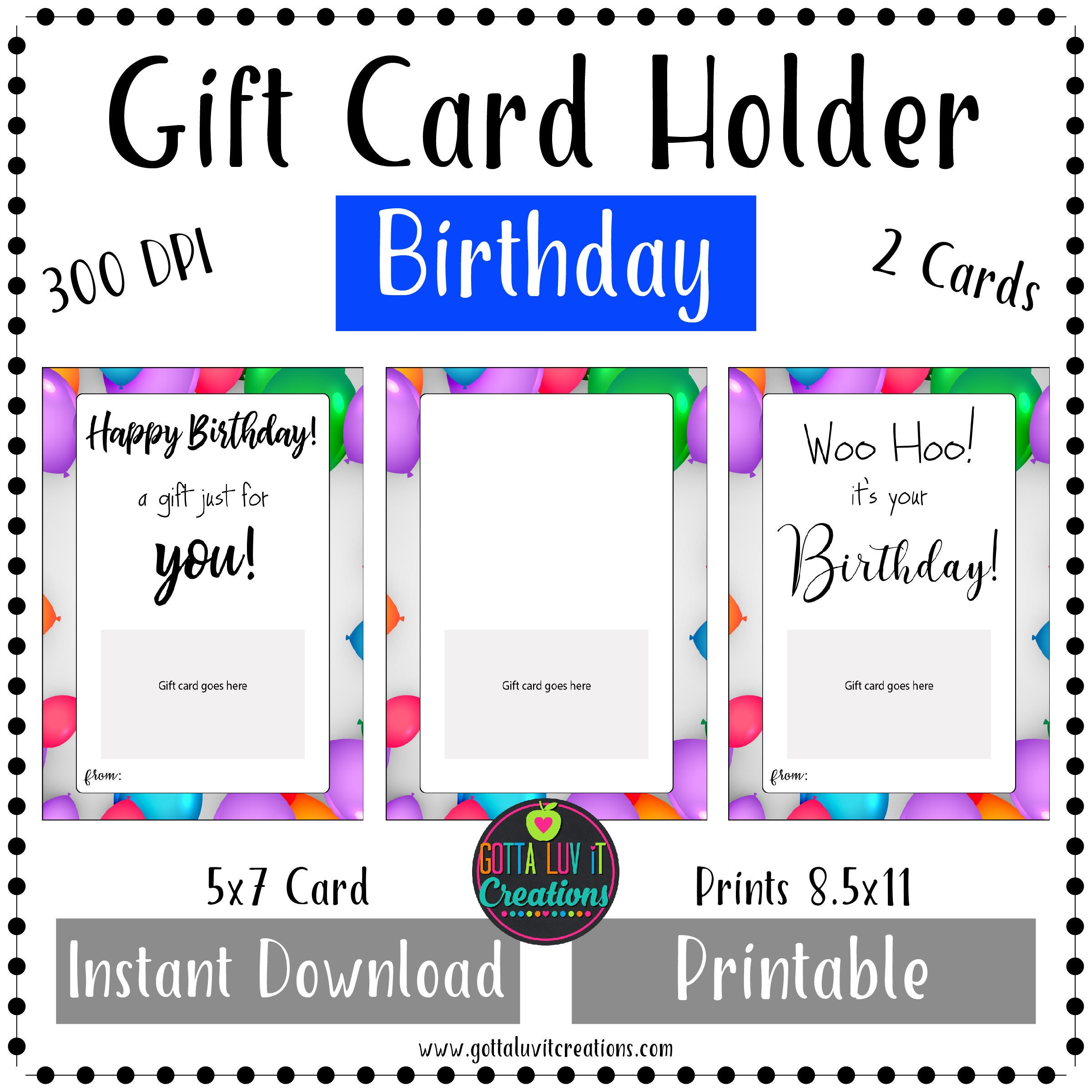 96+ Birthday Gift Certificates To Print - Free Printable And