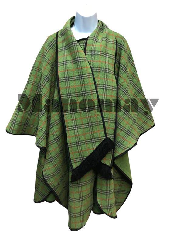 Woolen Original Männer Blends Plaid Mantel UYUK Mantel 1cT3lKFJ
