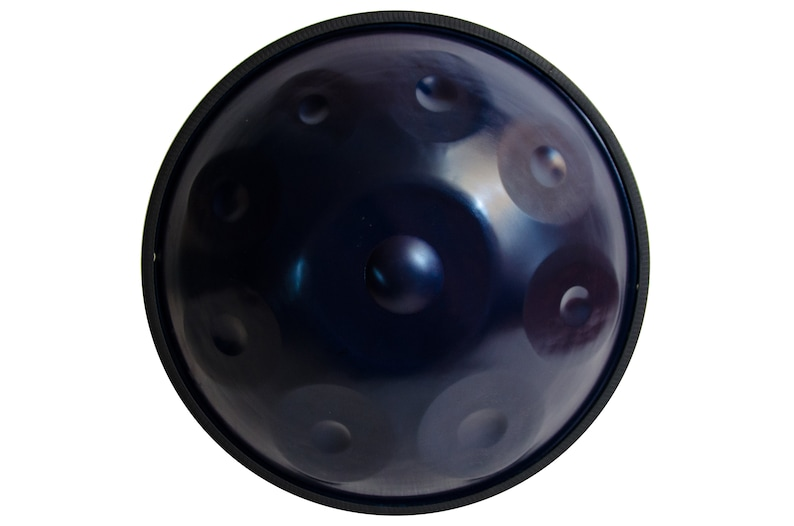 Solos Handpan in Celtic C Nitrided image 0