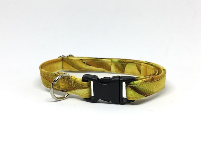 Collier chat - Bananes
