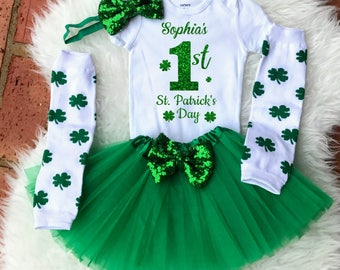 St patricks day baby  c8297fea852a