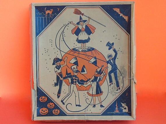Vintage Halloween Costume, Vintage Skeleton Costu… - image 5