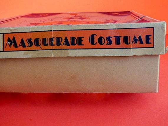 Vintage Halloween Costume, Vintage Skeleton Costu… - image 9