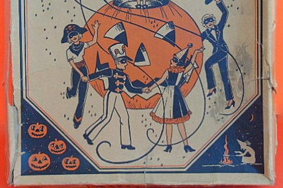 Vintage Halloween Costume, Vintage Skeleton Costu… - image 7
